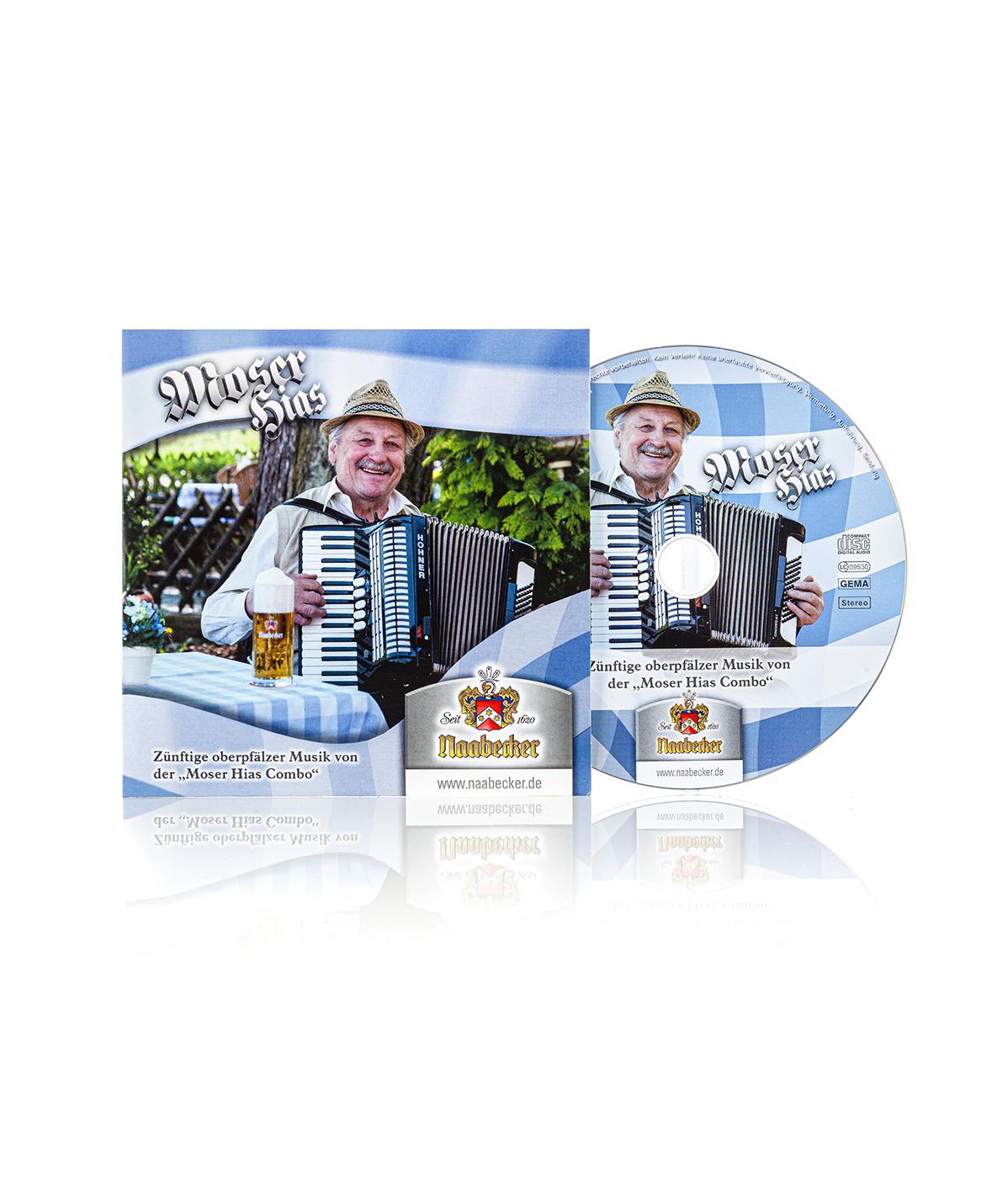 Moser Hias CD