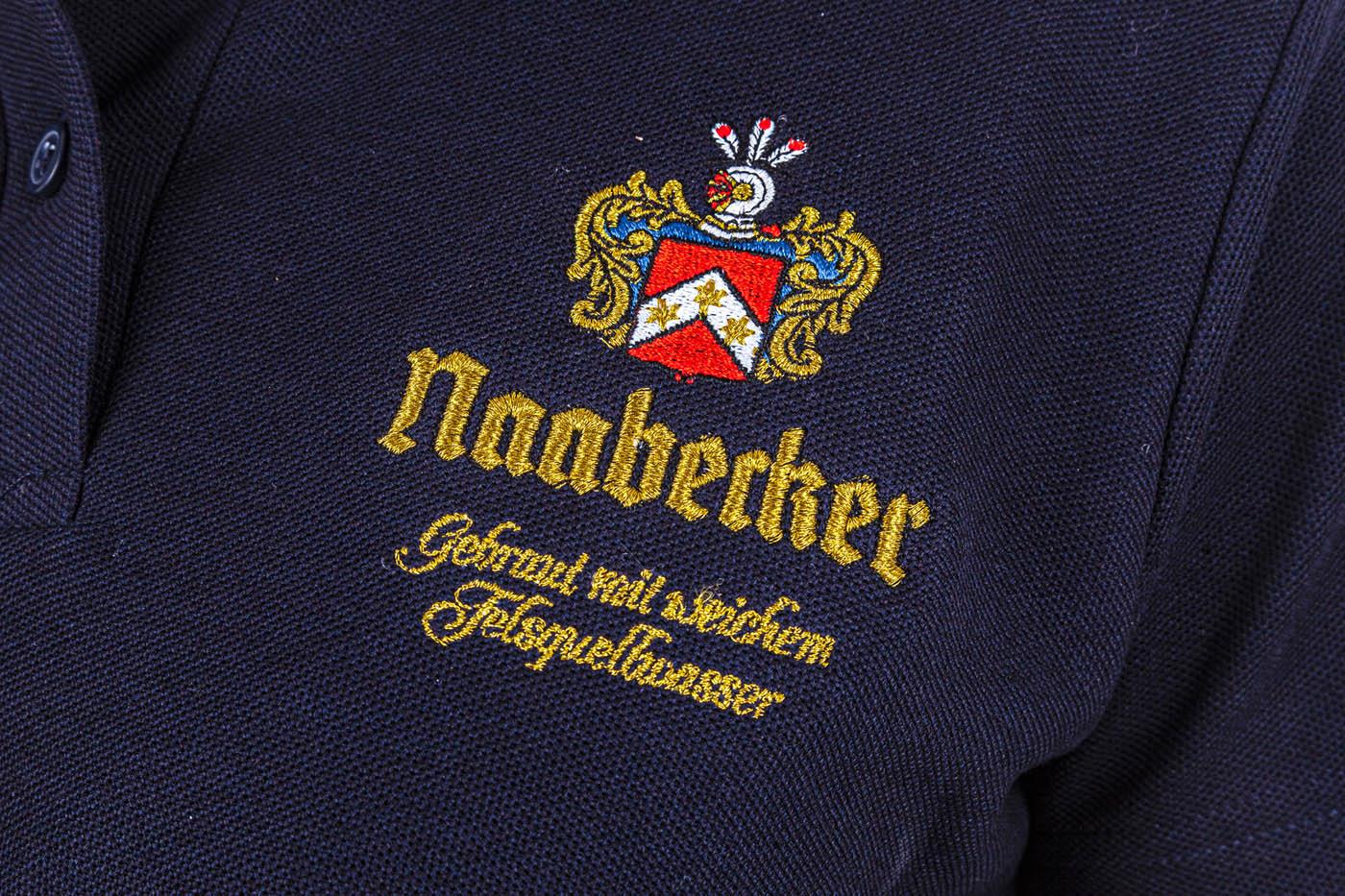 Naabecker Poloshirt Herren