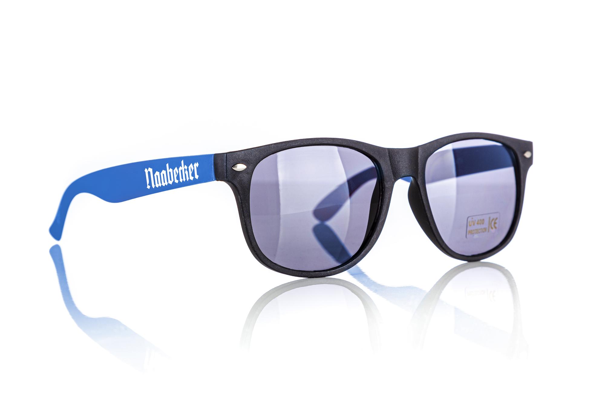 Naabecker Sonnenbrille blau